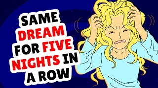 Download I Had The Same Dream 5 Nights in a row Until... Video