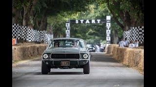 Download Original Mustang BULLITT at Goodwood Festival of Speed 2018 Video