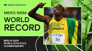 Download World Record | Men's 100m Final | IAAF World Championships Berlin 2009 Video