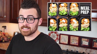 Download How to Meal Prep - Ep. 2 - BEEF (6 Meals/$5 Each) Video