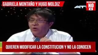 Download Carlos Cordero le demuestra a Gabriela Montaño que no conoce la Constitución Video