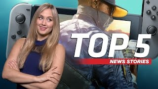 Download Sony's Player Ban and Nintendo Switch Price Outed? - IGN Daily Fix Video