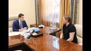 Download На личном приеме граждан Дмитрий Артюхов пообещал многодетным семьям решить вопрос с жильем Video