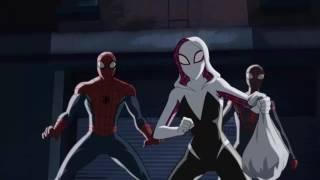 Download Ultimate Spider Man vs Los Seis Siniestros ″Retorno a la Araña - Verso″ Parte 4 (1/6) Video