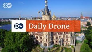 Download #DailyDrone: Schwerin Palace Video