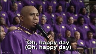 Download ″Oh Happy Day″ Edwin Hawkins - Anthony Brown w/ FBCG Combined Choir Video