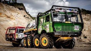 Download Truck Trial 2016 Kiesgrube Klieken Video