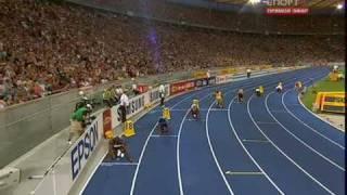 Download Usain Bolt 200 m New World Record 19,19 Video