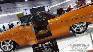 Download El Packard - El Camino styled 1958 Custom Packard based on Dave Kindig Rendering Video