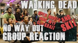 Download The Walking Dead - S6E9 ″No Way Out″ - Group Reaction and Skit Video