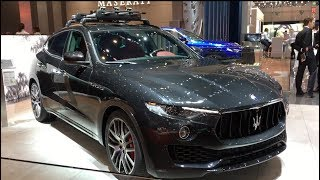 Download Maserati Levante 2017 In detail review walkaround Interior Exterior Video