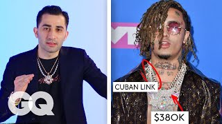 Download Jewelry Expert Critiques Rappers' Chains | Fine Points | GQ Video