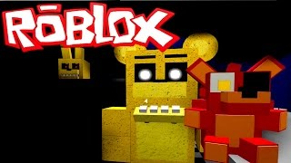 Download ROBLOX - SCARY FNAF ROLEPLAY!! FNAF Sister Location Roblox MINIGAME | Roblox Gameplay Video