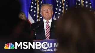 Download Energy Builds For Idea To Reject Donald Trump At RNC | Rachel Maddow | MSNBC Video