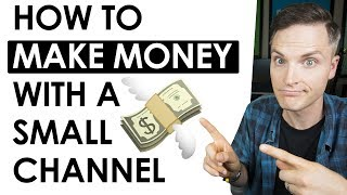 Download 5 Ways to Make Money on YouTube with a Small Channel Video