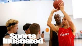 Download Stephen Curry Breaks Down the Fundamentals of Shooting   Sports Illustrated Video