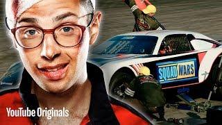 Download Girl Code Vs. Madd Chadd & Poppin John • NASCAR Pit Crew Video