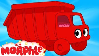 Download My Red Garbage Truck (+ Morphle compilation) My Magic Pet Morphle Episode #28 Video