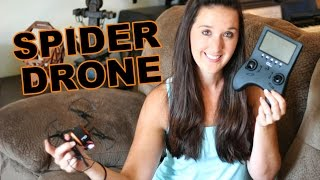 Download Spider Drone Review - Cheap 5.8GHz FPV - GTeng T901F - TheRcSaylors Video