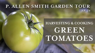 Download Harvesting & Cooking Green Tomatoes: Chow Chow Recipe | P. Allen Smith Video