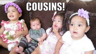 Download CUTEST COUSINS!!! - July 06, 2015 - ItsJudysLife Vlogs Video