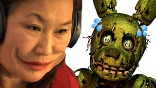 Download My Mom Plays Five Nights at Freddy's 3 Video