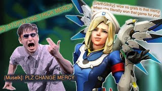 Download I ONLY PLAY MERCY [Overwatch] Video