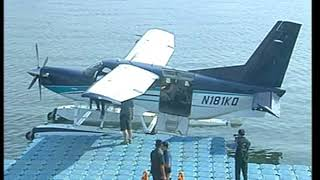 Download PM Modi travels from Sabarmati River in Ahmedabad to Dharoi Dam via Sea Plane Video