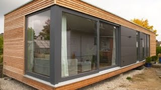 Download Miniappartments, Wohnwürfel, Container: Neue Antworten auf die Wohnungskrise Video
