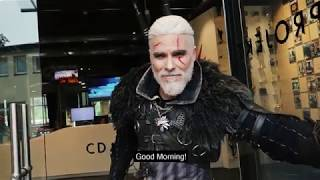 Download One day in the life of Geralt of Rivia in 2017. Video