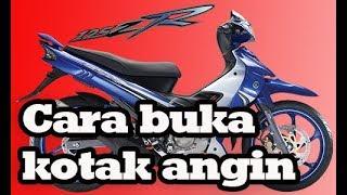 Download Yamaha 125ZR | Cara Buka Kotak Angin Motor 125Z Video