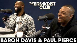 Download Baron Davis & Paul Pierce On NBA Playoffs, Legacies, Kobe vs LeBron + More Video