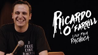 Download LIVE FROM PACHUCA - Ricardo O'Farrill Video