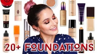 Download 22 Epic Foundations (Sheer, Medium & Full Coverage) | Karima McKimmie Video