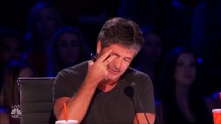 Download TOP 3 Performances Take Simon's Tear On The Stage Video