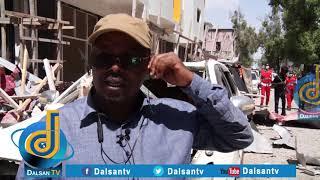 Download Daawo Faah-Faahinta Qarax ka dhacay muqdisho Video