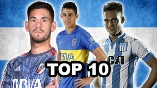 Download Top 10 Young Players (U21) In Argentina 2017/2018 (HD) Video