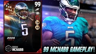 Download INSANE TD RUN BY BOSS UL MCNABB! BOSS ULTIMATE LEGEND MCNABB GAMEPLAY! | MADDEN 17 ULTIMATE TEAM Video