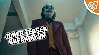 Download First Look at Joker Origin Movie Reveals More than You Think! (Nerdist News w/ Jessica Chobot) Video