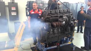 Download Motor Scania K124-360CV funcionando. Video