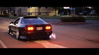 Download RX-7 FC3S - Banana Hands Anti V8 Swap Ricer Cruise Video