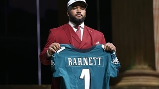 Download Eagles select derek barnett With the 14th pick!!! Video