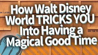Download How Walt Disney World Tricks You Into Having a Magical Vacation Video