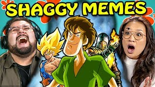 Download College Kids React To Ultra Instinct Shaggy Meme Compilation Video