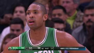 Download NBA Games of the Year - Boston Celtics at San Antonio Spurs from 12/14/2016 Video