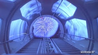 Download [Excellent Low Light] FULL HyperSpace Mountain POV Ride - Star Wars: Season of the Force Video
