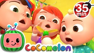 Download Humpty Dumpty | +More Nursery Rhymes & Kids Songs - CoCoMelon Video