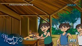 Download Alamat: Tatlong batang sutil Video