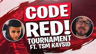 Download TSM POPS OFF! $20,000 CODE RED TOURNAMENT Ft. TSM Kaysid (Fortnite BR Full Match) Video