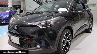 Download Toyota C-HR G-T : Black Video